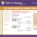Faith & Finances for Kids