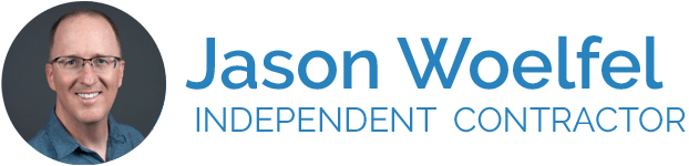 Jason Woelfel Logo